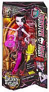 Уценка! Кукла Монстер Хай Оперетта из серии Слияние монстров Monster High Freaky Fusion Operetta Doll, фото 9