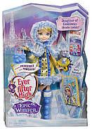 Кукла Эвер Афтер Хай Блонди Локс Эпическая Зима Ever After High Epic Winter Blondie Lockes Doll, фото 3