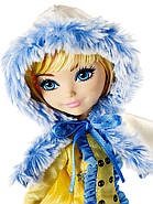Блонди Локс Кукла Эвер Афтер Хай Эпическая Зима Ever After High Epic Winter Blondie Lockes Doll, фото 4