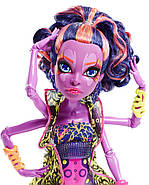 Monster High Grea Scarrier Reef Kala Meri Кала Мерри Большой Кошмарный Риф Кукла Монстр Хай, фото 6