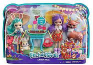 Игровой набор Волшебный сад Энчантималс Enchantimals Garden Magic Doll Set, фото 2