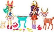 Игровой набор Волшебный сад Энчантималс Enchantimals Garden Magic Doll Set, фото 8