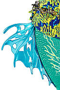 Френки Штейн Большой Скарьерный Риф Кукла Монстер Хай Monster High Great Scarrier Reef Ghoulfish FrankieStein, фото 4