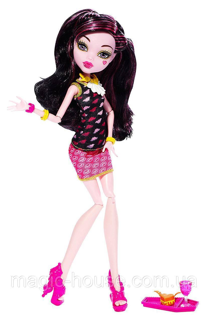 Кукла Монстер Хай Дракулаура Крипатерия Monster High Creepateria Draculaura Doll