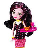 Кукла Монстер Хай Дракулаура Крипатерия Monster High Creepateria Draculaura Doll, фото 3