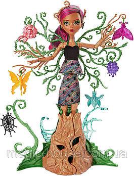 Кукла Монстр Хай Триза Торнвиллоу Садовые Монстры Monster High Treesa Thornwillow Garden Ghouls