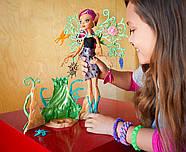 Monster High Treesa Thornwillow Garden Ghouls Кукла Монстр Хай Триза Торнвиллоу Садовые Монстры, фото 8