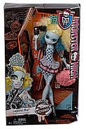 Кукла Монстр Хай Лагуна Блю Монстры по обмену Monster High Monster Exchange Program Lagoona Blue, фото 3