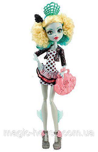 Лагуна Блю Монстры по обмену Кукла Монстр Хай Monster High Monster Exchange Program Lagoona Blue