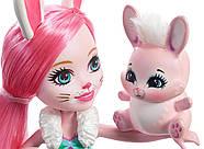 Кукла Энчантималс Бри Банни и зайка Твист Enchantimals Bree Bunny Doll, фото 3