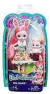 Кукла Энчантималс Бри Банни и зайка Твист Enchantimals Bree Bunny Doll, фото 6