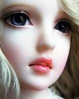 Лепка авторской куклы