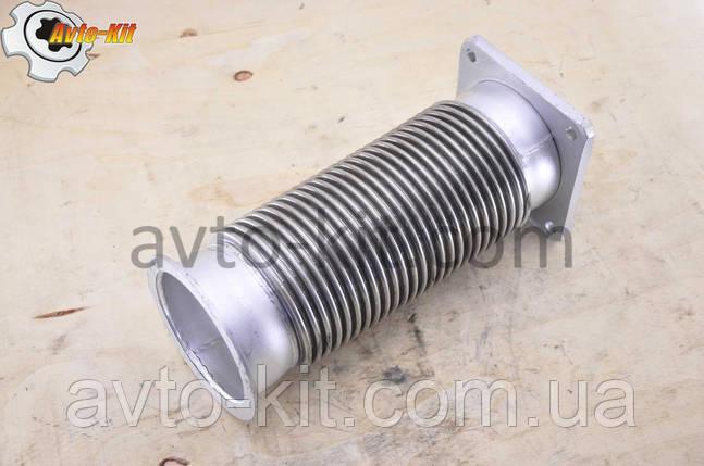 Гофра (металлорукав) глушителя L=330 (МЦО-119) FAW-3252, фото 2