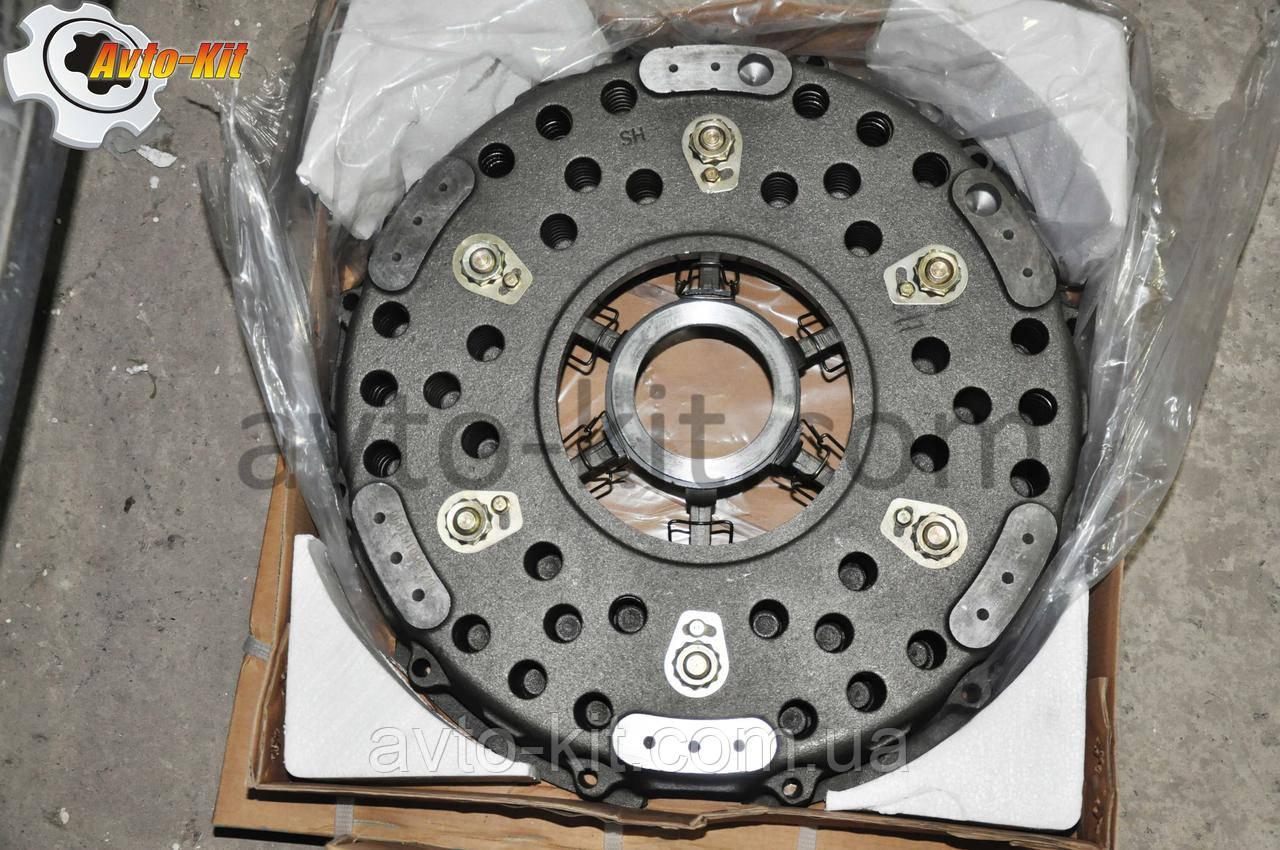 Корзина сцепления (диск нажимной) d=420 мм рычажная HOWO
