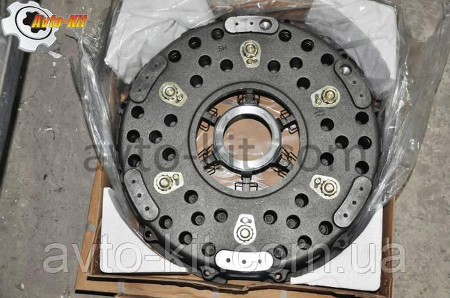 Корзина сцепления (диск нажимной) d=420 мм рычажная HOWO, фото 2