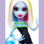 Кукла Монстер Хай Эбби Боминейбл Убойный Роликовый Лабиринт Monster High Roller Maze Abbey Bominable, фото 6