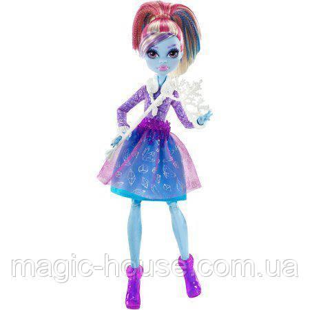 Кукла Монстер Хай Эбби Боминейбл Школа Монстров Танец без страха Monster High Welcome To Dance Party Abbey Bom