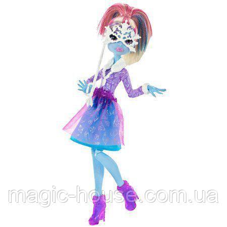 Эбби Боминейбл Школа Монстров Танец без страха Кукла Монстер Хай Monster High Welcome To Dance Party Abbey Bom