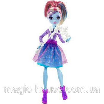 Monster High Welcome To Dance Party Abbey Bominable Кукла Монстер Хай Эбби Боминейбл Школа Монстров Танец без