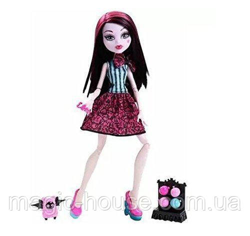 Кукла Монстер Хай Дракулаура Карнавал Monster High Scarnival  Draculaura Doll