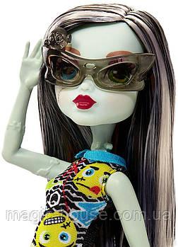 Лялька Монстер Хай Франки Штейн серія Эмоджи Monster High Frankie Stein Emoji Doll