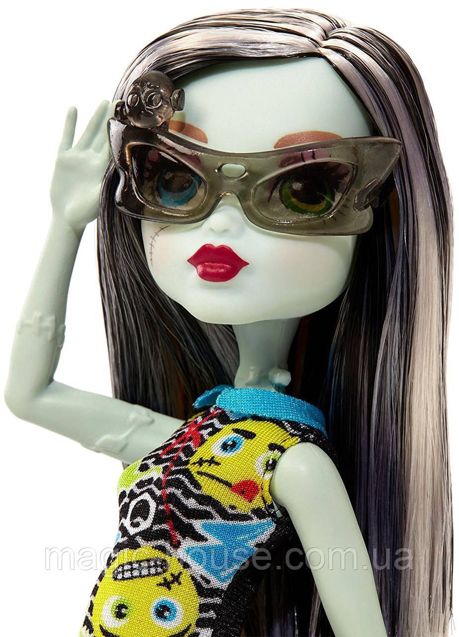 Франки Штейн серия Эмоджи Кукла Монстер Хай Monster High Frankie Stein Emoji Doll