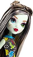 Monster High Frankie Stein Emoji Doll Кукла Монстер Хай Франки Штейн серия Эмоджи, фото 2