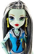 Кукла Монстер Хай Френки Штейн Первый день в школе Monster High First Day of School Frankie Stein Doll, фото 4