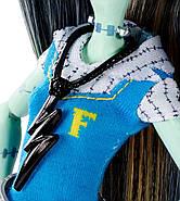 Кукла Монстер Хай Френки Штейн Первый день в школе Monster High First Day of School Frankie Stein Doll, фото 5