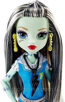 Monster High First Day of School Frankie Stein Doll Кукла Монстер Хай Френки Штейн Первый день в школе