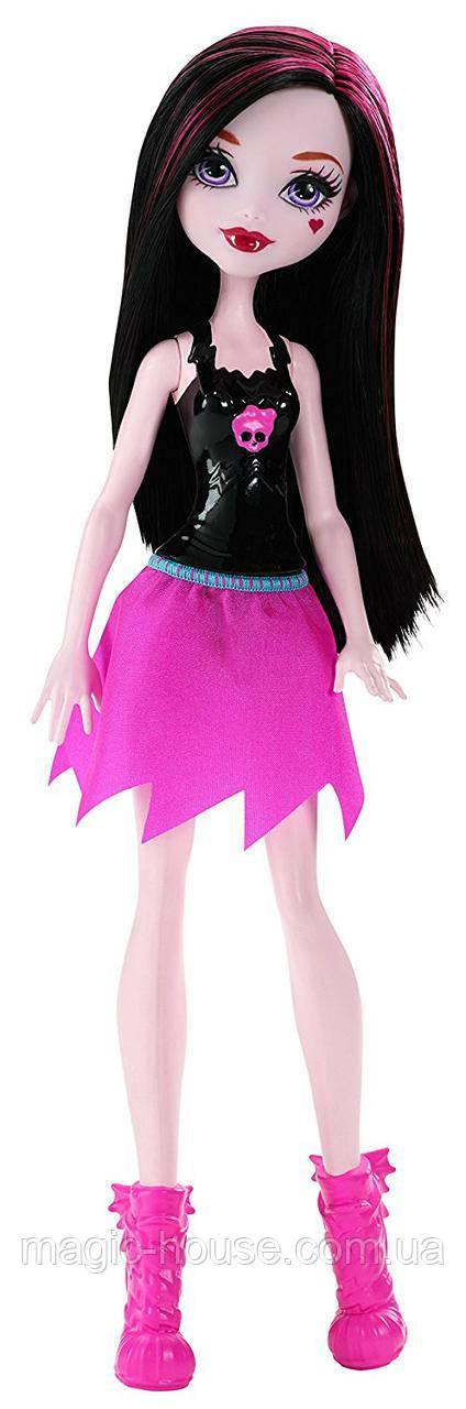 Кукла Монстер Хай Дракулаура серия Черлидерши Monster High Ghoul Spirit Draculaura Doll
