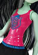 Кукла Монстер Хай Фрэнки Штейн Командный Дух Бюджетная Monster High Ghoul Spirit Frankie Stein Doll, фото 4