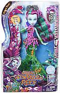 Кукла Монстер хай Поси Риф Большой Скарьерный Риф Monster High Great Scarrier Reef Down Under Ghouls Posea Ree, фото 2