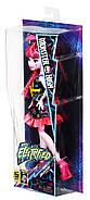 Кукла Монстер Хай Дракулаура Под напряжением Monster High Electrified Hair-Raising Ghouls Draculaura Doll, фото 7