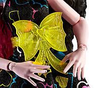 Дракулаура Под напряжением Кукла Монстер Хай Monster High Electrified Hair-Raising Ghouls Draculaura Doll, фото 5