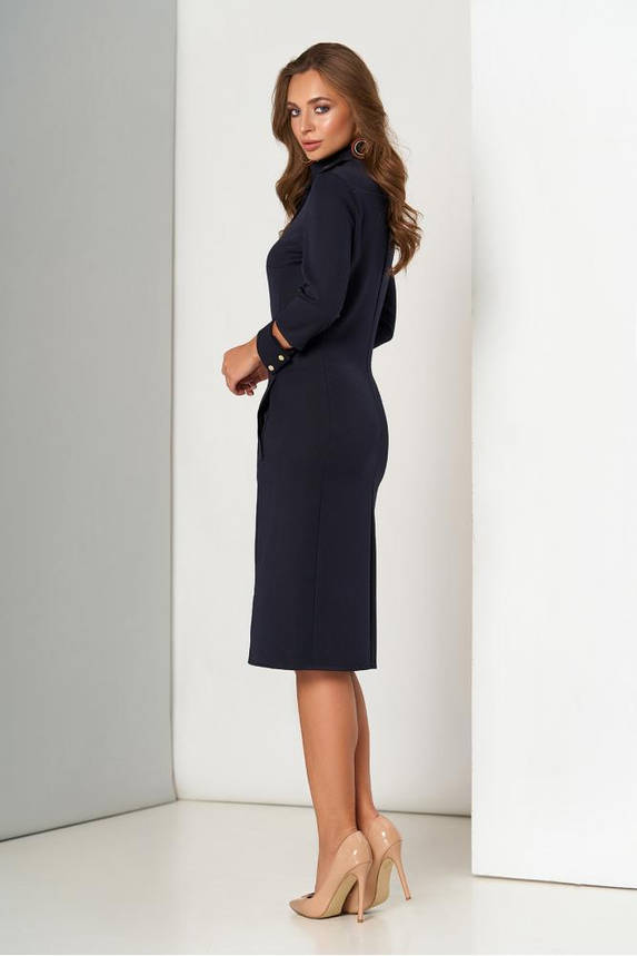 Облегающее платье футляр в офисном стиле, фото 2