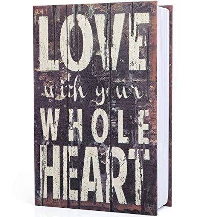 Книга-сейф MK 0791 (Любовь)