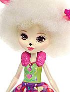 Кукла Энчантималс Барашка Лорна и Флаг Enchantimals Lorna Lamb Doll, фото 6