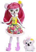 Кукла Энчантималс Карина Коала и питомец Дэб Enchantimals Karina Koala Doll, фото 2