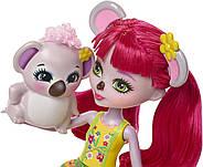 Кукла Энчантималс Карина Коала и питомец Дэб Enchantimals Karina Koala Doll, фото 3