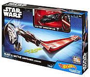 Трек Хот Вилс Звездные войны Hot Wheels Star Wars Lightsaber Blast & Battle, фото 4