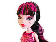Дракулаура Пижамная вечеринка Кукла Монстер Хай Monster High Dead Tired Draculaura Doll, фото 5