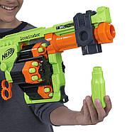 Бластер Нерф удар зомби Nerf Zombie Strike Doominator Blaster, фото 4