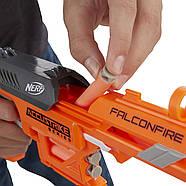 БластерНерф Акустрайк Фалконфайр N-Strike Elite AccuStrike FalconFire, фото 3
