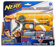 Уценка! Бластер Нерф Элит Файрстрайк с лазерным прицелом N-Strike Elite Firestrike Blaster, фото 2