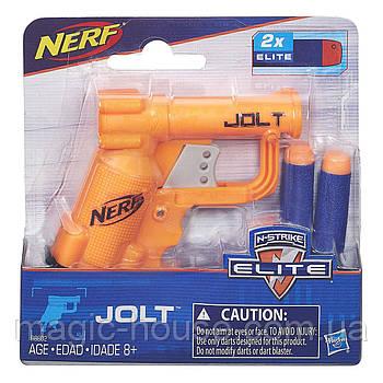 Бластер Еліт Джолт Нерф NERF N-Strike Elite Jolt Blaster