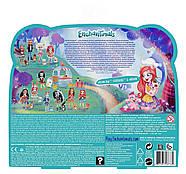 Кукла Энчантималс Пети Пиг и друзья Стрейсел и Найша Выпечка друзьям Enchantimals Baking Buddies, фото 3