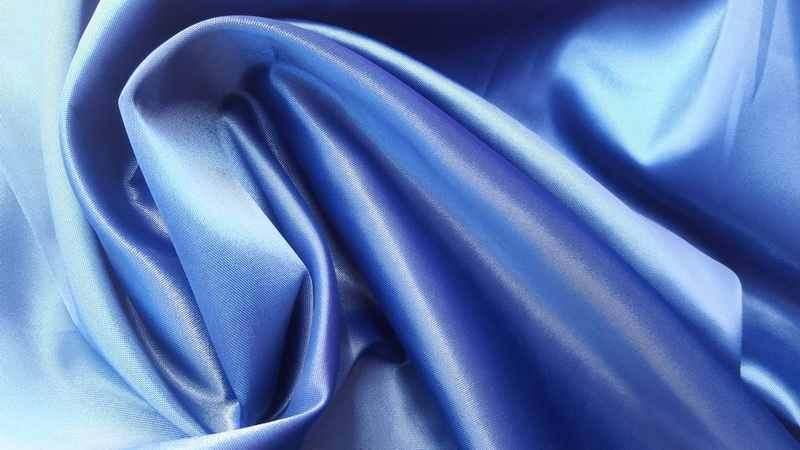 1008 Стрейч-атлас 150см (03) темно-синий, м