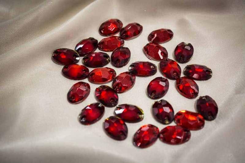 3210 11*16 красный-K908 (овал), шт