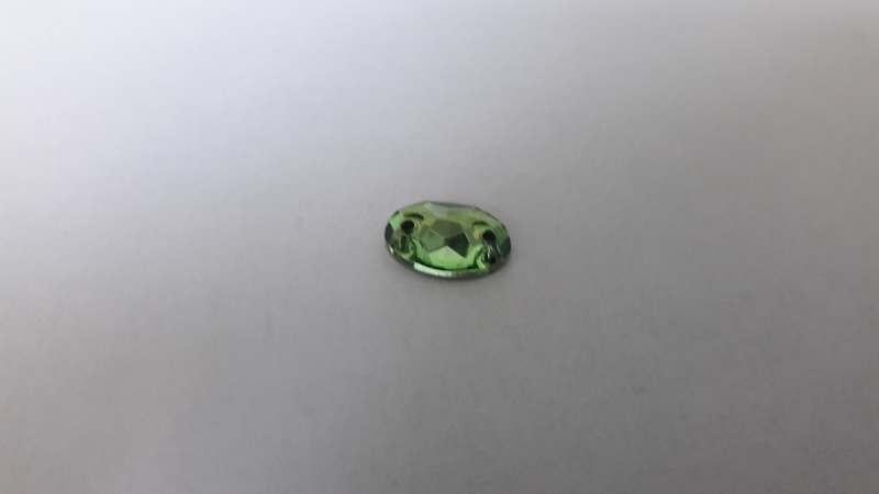 3210 7*10 світло-зелений (овал), шт